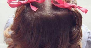 Frisur-Ideen für gehende Mädchen der Schule #frisur #gehende #ideen #madchen ...