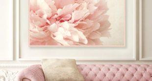 Peony Photography Print, Vintage Peony Print, Nursery Wall Art, Bedroom Decor,Large Peonies Print, Printable Wall Art, Shabby Chic,Poster