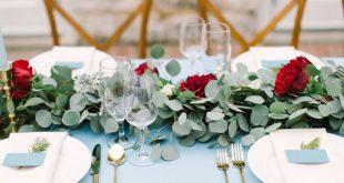 1 lb Fresh Silver Dollar Eucalyptus Sprigs Wedding Greenery | Etsy