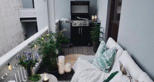 36 Awesome Small Balkon Garden Ideen