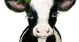 Bauernhof Kinderzimmer Dekor, Kuh Print, Baby Nutztiere, Baby Kuh Malerei, Kinderzimmer Kunstdrucke, Kinderzimmer Tiere, Kinderzimmer Dekor Bauernhof Kinderzimmer Dekor