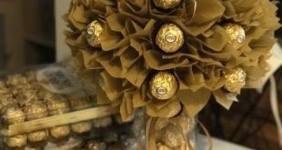 Flowers birthday bouquet ferrero rocher 46+ New Ideas