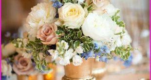 Light Blue Flower Arrangements New 1000 Images About lester Mcminn Wedding On Pi...