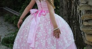 Lovely Little Girl Pageant Dress Pink Princess Floor Length Lace Tulle Ball Gown With Sash Bowknot Jewel Back Keyhole Flower Girls Dresses Flower Girl Dresses On Sale Flower Girl Ivory Dress From Alinabridal, $121.61| DHgate.Com