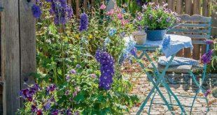 Natürliche Blumen: Sommerblumen für den Landhausgarten